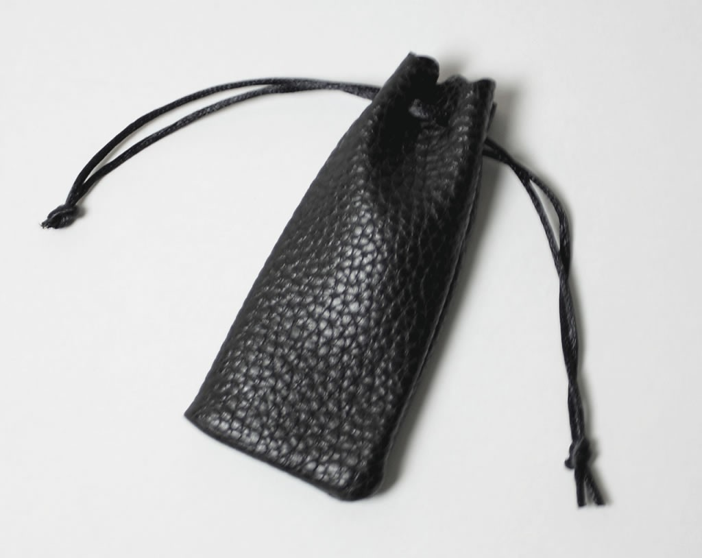 法人実印 チタン(天丸) 18.0mm ソフトケース付き